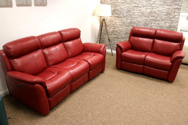 Relax Station Revive Famous Brand Power Reclining 3